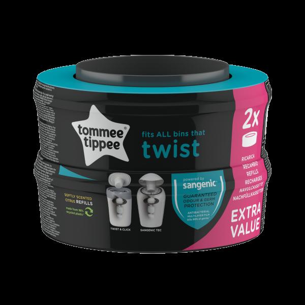 2 Twist & Click Refills
