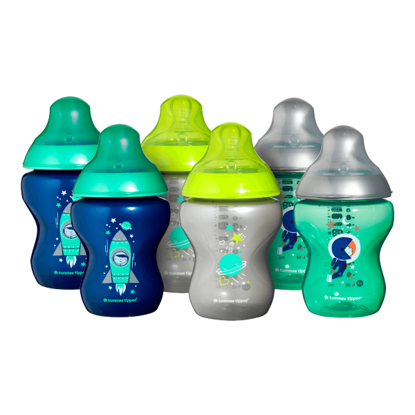 Closer to Nature Boldly Goes Baby Bottles 260ml