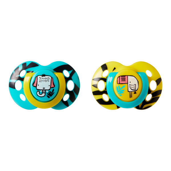 Fun Style Soother (6-18 months) - 2 pack