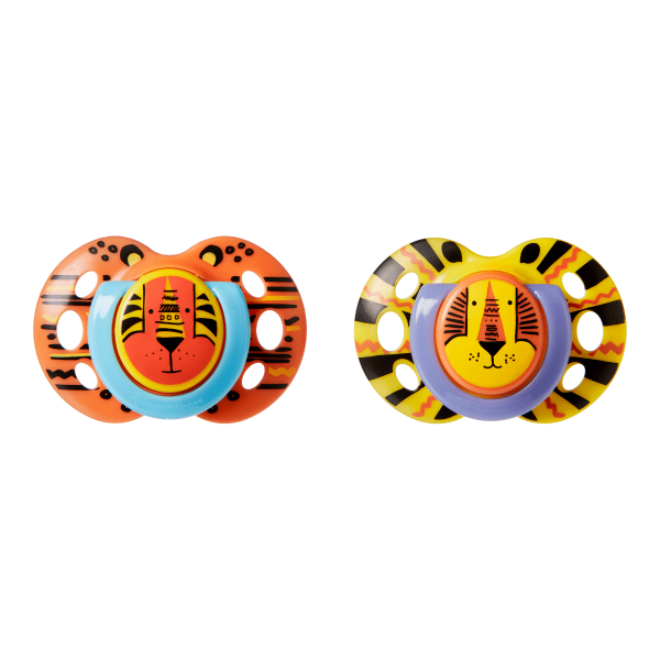 Fun Style Soother (18-36 months) - 2 pack
