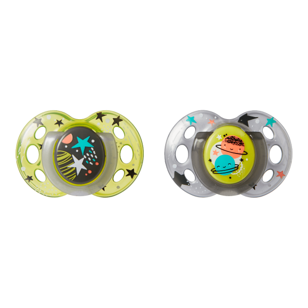Night Time Soother (18-36 months) - 2 pack