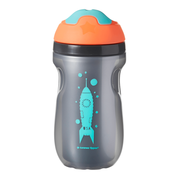 Insulated Sippee Cup, blue (12 months+)