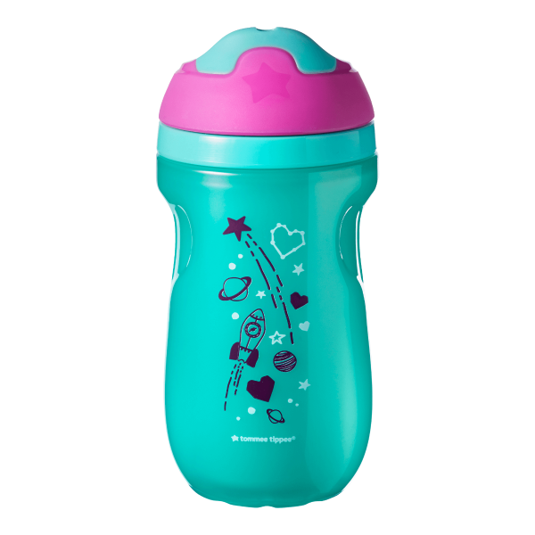 Insulated Sippee Cup, pink (12 months+)