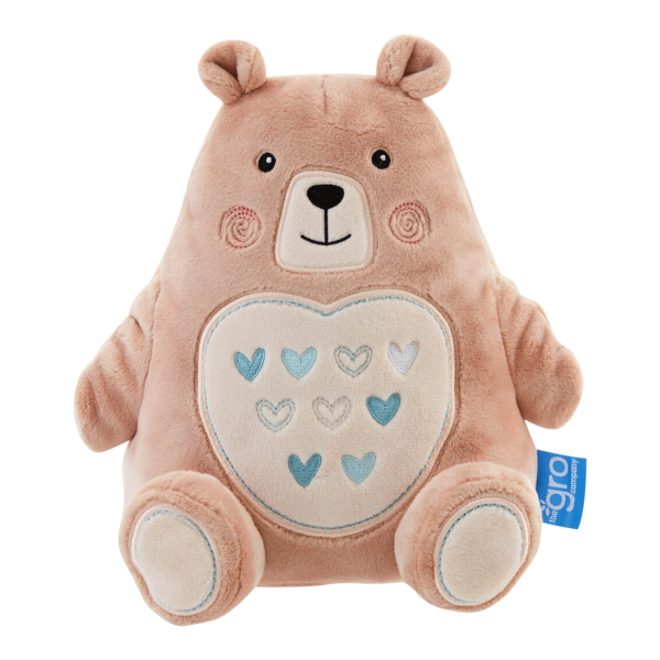 Bennie the Bear Grofriend - sleep aid (battery operated)