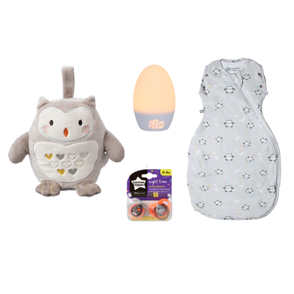 Ollie the Owl Newborn Bundle