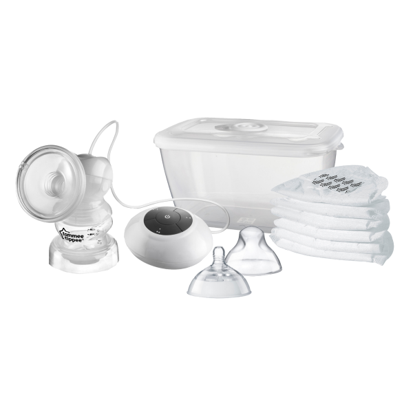 Electric Breast Pump Set