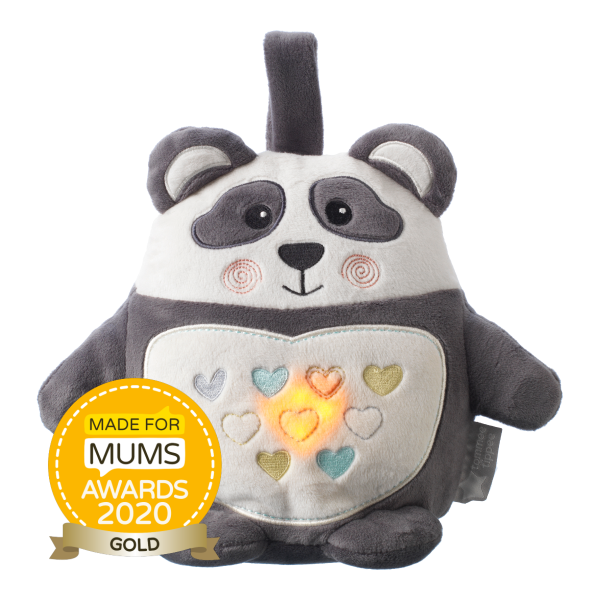 Pip the Panda - Light and Sound Rechargeable Sleep Aid Grofriend (USB)