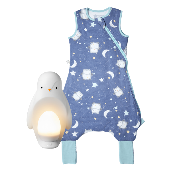 Toddler Adventures Portable Night Light & Steppee Bundle