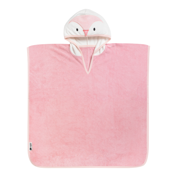 Penny the Penguin Poncho Towel (2-4 years)