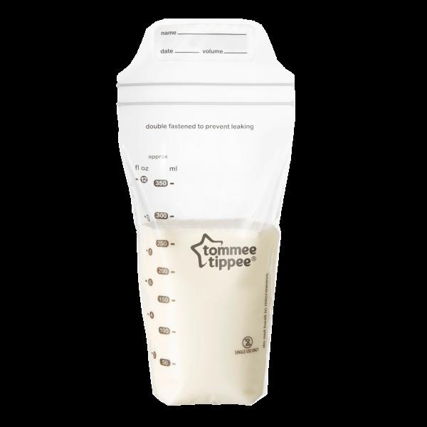Milk Storage Bags - 36 pack
