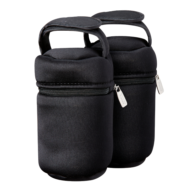 Insulated Bottle Bags - 2 pack