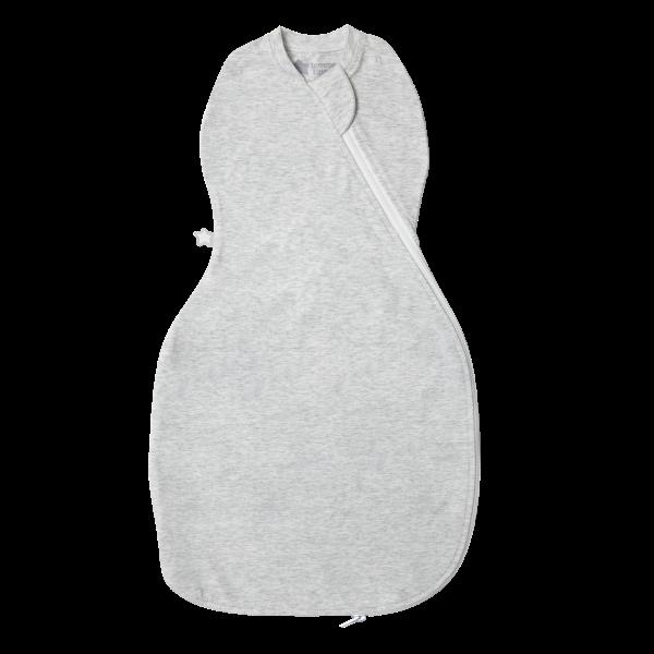 The Original Grobag Grey Marl Easy Swaddle 0-3m