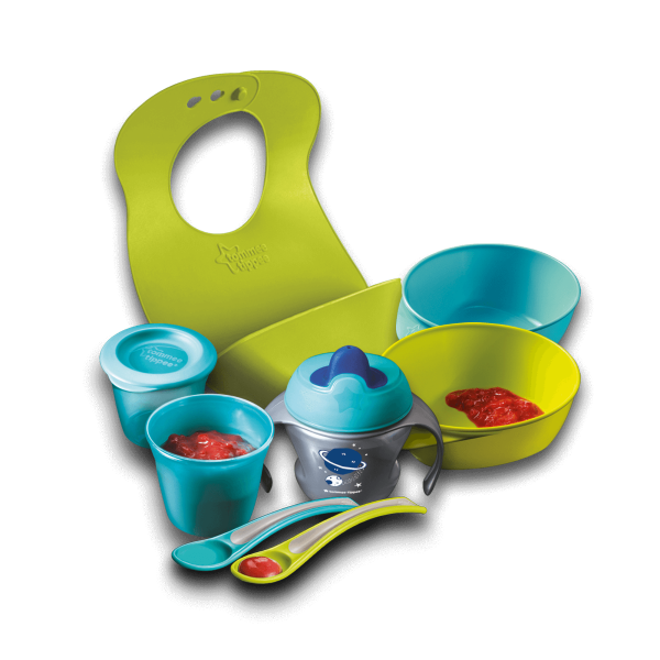 Toddler Weaning Kit