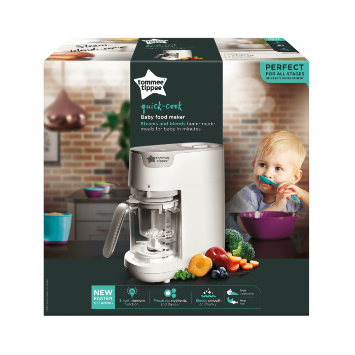 white-quick-cook-baby-food-maker-steamer-blender