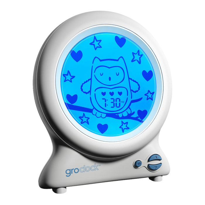 ollie-the-owl-groclock-blue