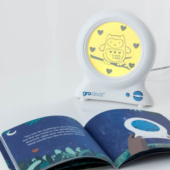 ollie-the-owl-groclock-with-book-open